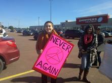 At the ProChoice Chain in Moncton